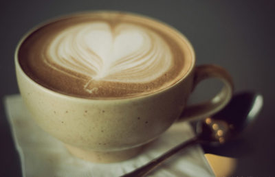 Cappuccino won't make your heart stop beating. In fact, it'll do the exact opposite!