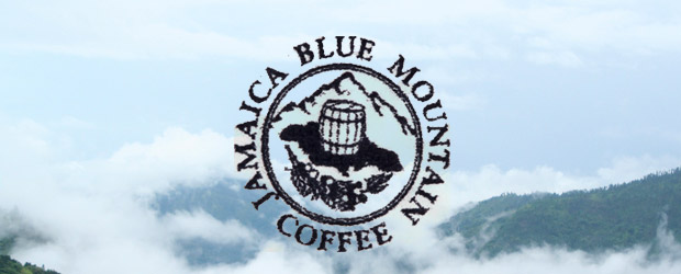 Brand guaranteeing Jamaica Blue Mountain Coffee
